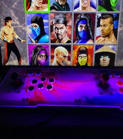 Arcade Machine For TV w/4000+ Games AND 2 Player ARCADE Stick for Sale in Hacienda Heights,  CA