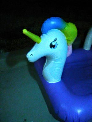 YAY!!! WE LOVE KIDS! KIDS DRIVING YOU MAD RIGHT NOW!? GINORMOUS UNICORN BLOWUP for Sale in Victorville, CA
