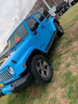 2017 Jeep Wrangler 36k miles HUGE HOLIDAY DEALS for Sale in Kingsport, TN
