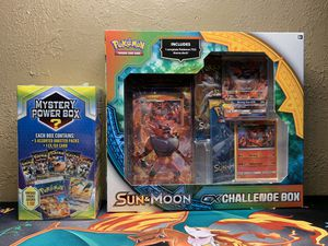 2 SEALED Pokemon Collection Box's for Sale in Holbrook, AZ