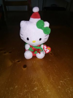 Hello Kitty Beanie Baby for Sale in East Greenville, PA