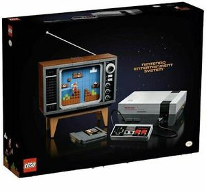 Lego Super Mario: Nintendo Entertainment System (71374) for Sale in Cypress, CA