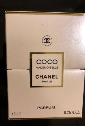 Chanel Coco Mademoiselle Perfum 0.25 Fl Oz for Sale in Lehigh Acres, FL