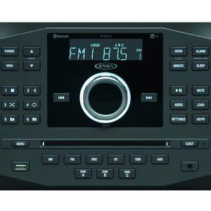 ensen JWM62A AM|FM|DVD|CD|USB|AUX|App Ready Bluetooth Wallmount Stereo w/App Control, 3-Speaker Zones / 8 Speaker Output 8X 6 Watt, Receives Bluetooth for Sale in Tijuana, MX