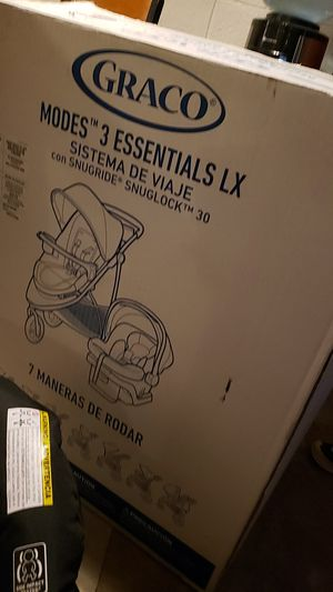 Graco travel system for Sale in Chandler, AZ