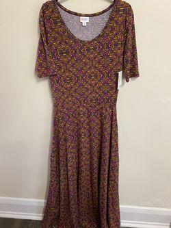 Brand New Medium Lularoe Ana Dress Aline Style for Sale in Muncy,  PA