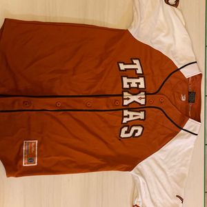 University Of TEXAS Longhorns Baseball Jersey for Sale in San Diego, CA