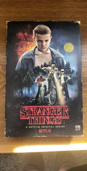 Stranger Things Season 1 for Sale in Wichita, KS