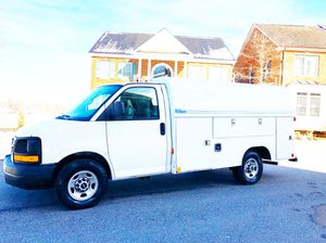 2009 GMC Chevy express Work van KUV walking utility Service truck for Sale in NO POTOMAC, MD