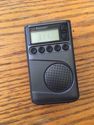 C Crane CC Pocket radio. As new for Sale for sale  Lake Stevens, WA