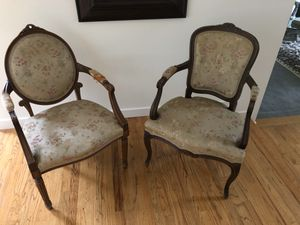 Gorgeous Antique French Provincial Chairs for Sale in Seattle, WA