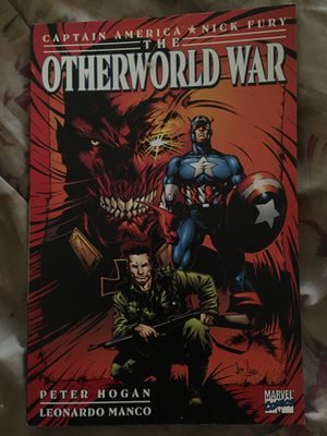 Captain America the other world war TPB for Sale in Salinas, CA