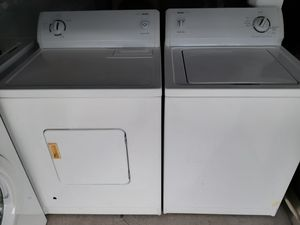 Kenmore washer and dryer for Sale in Las Vegas, NV