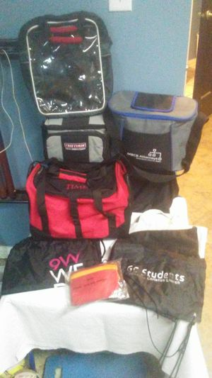 Cooler bags and bags for Sale in Indianapolis, IN
