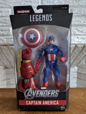 Marvel Legends Captain America UK Exclusive for Sale in Woodland Park, NJ