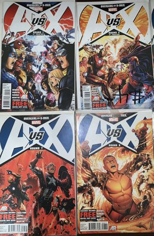 AVENGERS vs X-MEN for Sale in Miramar, FL