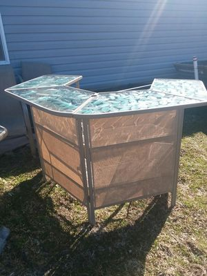 Bar and 4 stools for Sale in Davistown, PA