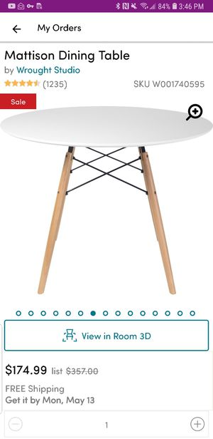 Kitchen table for Sale in Jackson, NJ