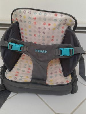 Tomy On the Go Booster Seat and Changing Pad Set for Sale in Averill Park, NY