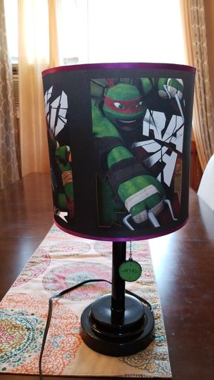 Ninja turtle lamp! for Sale in Kirklyn, PA