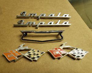 1960 impala emblems for Sale in Selma, CA