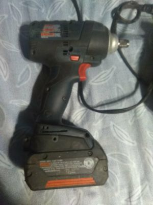 """BOSCH IWMH182-01 18V 1/2"""" Cordless Impact Wrench for Sale in Stonecrest, GA"""