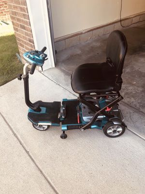 EV Rider easy move folding travel Scooter for Sale in Nashville, TN