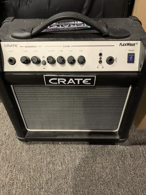 Crate flexwave guitar practice amp for Sale in Pittsburgh, PA