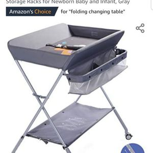 Brand new Baby Diaper Charging Table , Mesa Para Cambiar el Bebe for Sale in Palmdale, CA