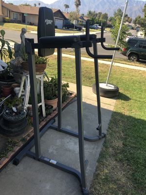 Fitness Gear Pro Power /Price is firm Accepted/ Pay Pal/ Zelle / Venmo. for Sale in Rancho Cucamonga, CA