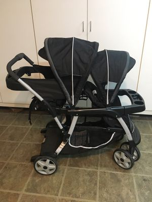 Graco Double Stroller Ready2Grow for Sale in Trabuco Canyon, CA