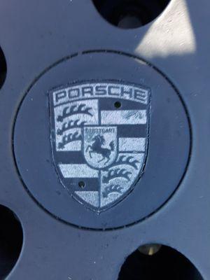 Porsche rims & tires 295/30r22 for Sale in Abbeville, AL