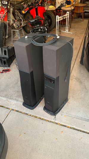 Sony tower speakers for Sale in Colorado Springs, CO