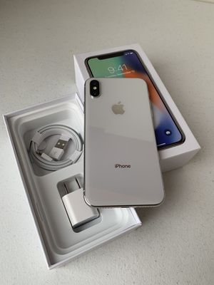 Apple iPhone X 256gb GSM Unlocked for Sale in Prospect Heights, IL