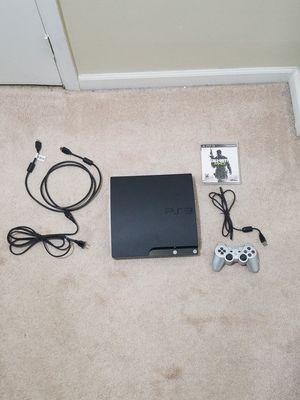 PS3 Slim Bundle for Sale in Fairfax, VA