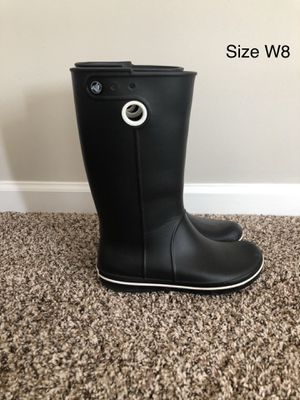 Crocs rain boot for Sale in Raleigh, NC
