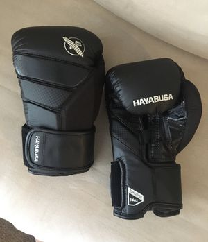 Hayabusa boxing gloves for Sale in El Paso, TX