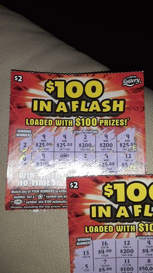 $1000 winning ticket for $900.00 for Sale in Gainesville, FL