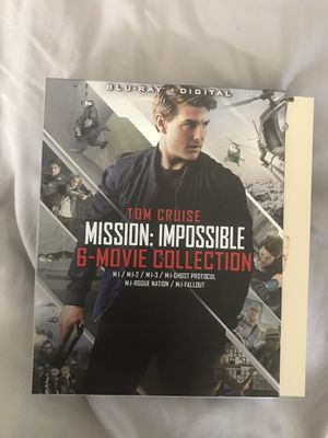 Mission: impossible 1-6 for Sale in San Jose, CA