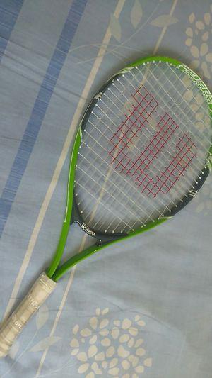 "Wilson Tennis Racket for children 23"" long and 3 5/8"" grip for Sale in Norwalk, CT"