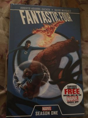 Fantastic 4 season one hardcover for Sale in Salinas, CA