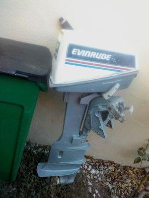 Evinrude boat motor 4 sale $250 obo for Sale in Concord, CA