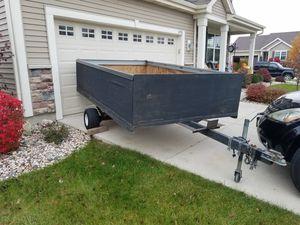 6 x 10 sturdy trailer for Sale in Kenosha, WI