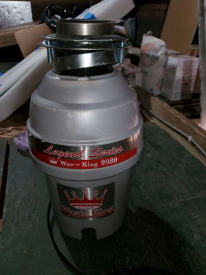 Waste King 9980 Garbage disposal, 1 HP for Sale in MIDDLEBRG HTS, OH