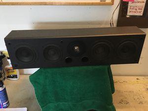 Polk Audio CS350-LS Center Speaker for Sale in North Las Vegas, NV