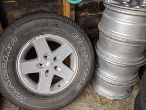 Spare Tire & Rims for Sale in Kent, WA