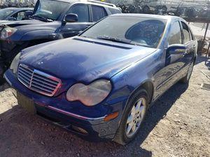 2002 Mercedes C240 @ U-Pull Auto Parts 048630 for Sale in Las Vegas, NV