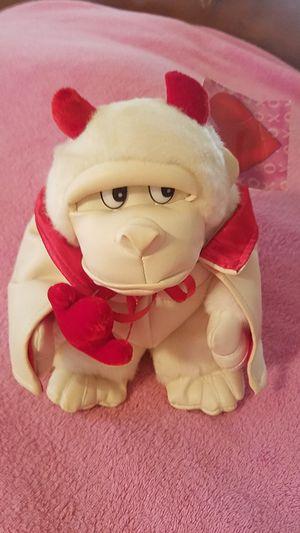 Brand new Valentine's day white devil gorilla for Sale in Williamsport, PA
