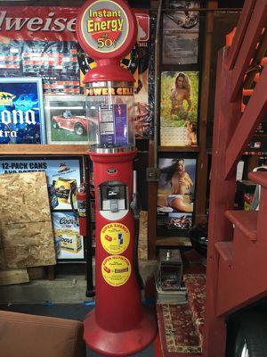 7' Gum Ball gas pump for Sale in South San Francisco, CA