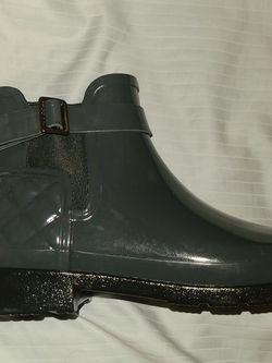 Gray Hunter Waterproof Rain Boots for Sale in Vancouver,  WA